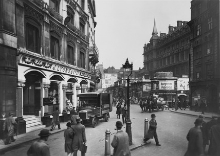 Cannon Street: 20th century