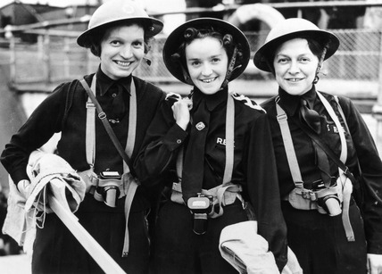 River Emergency Services' volunteers: 1940