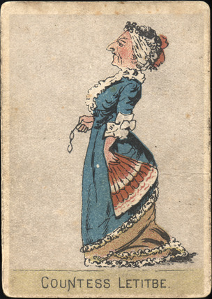 Countess Letitbe: 19th Century
