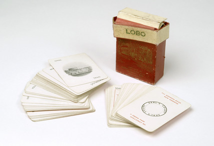 'LOBO' London Underground card game: 20th century