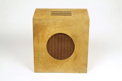 Record shop speaker: 20th century