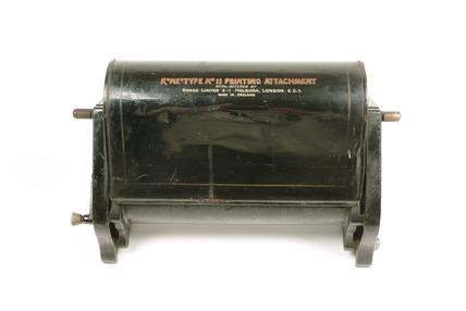 Small Roneo duplicator: 20th century