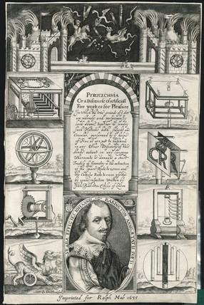 Pyrotechnia: 17th century