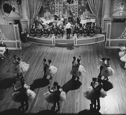 Formation Ballroom Dancing and band: 20th century