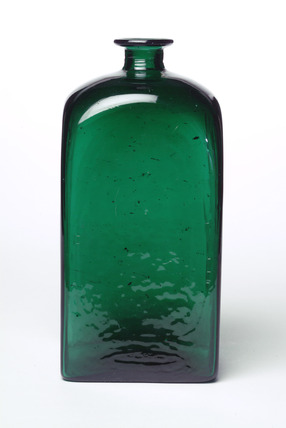 Chemist storage bottle: 19th century