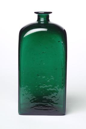 Chemist storage bottle: 19th century