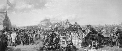 The Derby Day: 1858