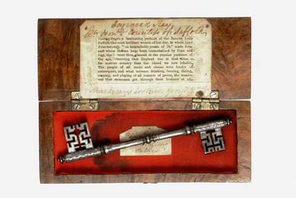 Double key with case: 1731-1734