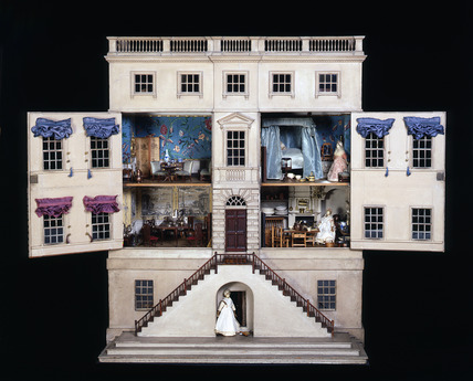 Doll's House or the Blackett Baby House: 18th century