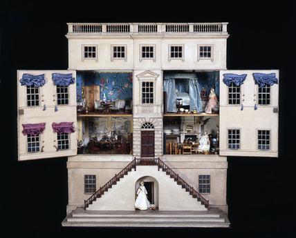 Doll's House or the Blackett Baby House: 18th century