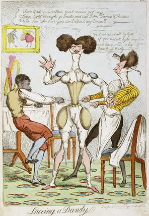 Lacing a Dandy: 1819-1846