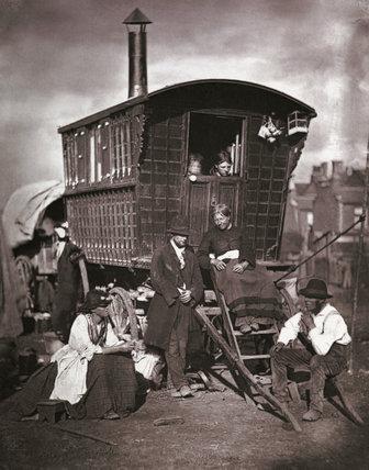 London Nomades: c.1877