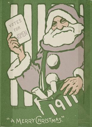 A Merry Christmas: 1911