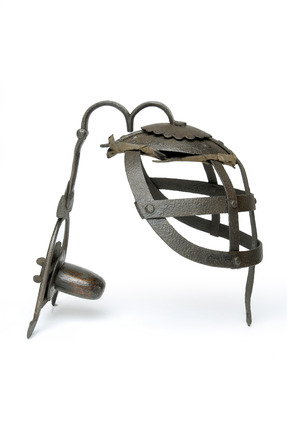 Scold's Bridle: 17th century