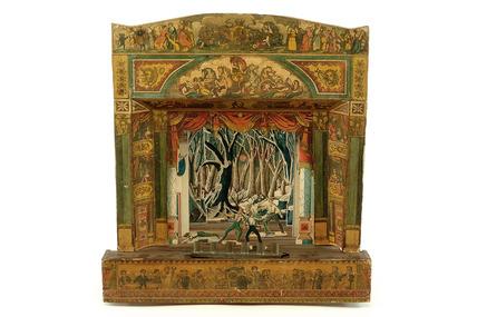 Pollock's Toy Theatre: c.1850