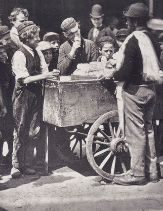 Halfpenny Ices: c.1877