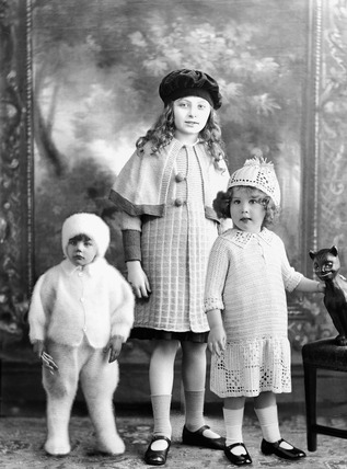 Fashion According To Daisy Buchanan Childrens Clothes In