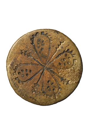 Roman copper alloy stud