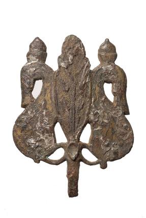 Roman cavalry harness pendant
