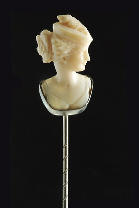 Tie pin: 19th century