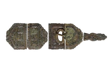 Roman military belt set