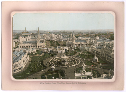 Elite Gardens from Flip -Flap: 1910