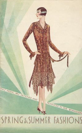 Sprint and Summer Fashions catalogue: 1929