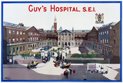 Guy's Hospital: 20th century