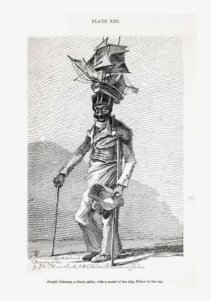 Joseph Johnson, an ex-seaman street singer: 1874