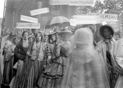 Women's Coronation Procession: 1911