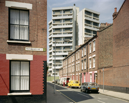 Keeling House, Canrobert Street: 20th century