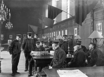 Chelsea Pensioners: 20th century