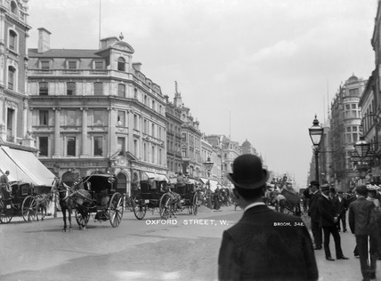 Oxford Street: 20th century