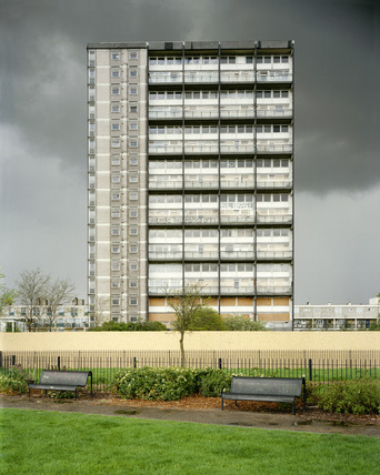 The Stifford estate, Stepney Green: 1999