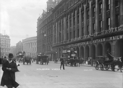 Holborn Viaduct Hotel: 20th century