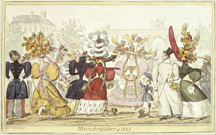Monstrosities of 1827