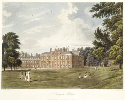 Kensington Palace: 1819