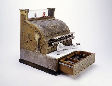 Cash till: 19th century