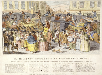 The Military Prophet; or a Flight from Providence: 1750