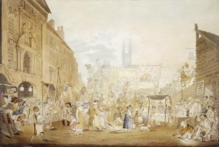 Bartholomew Fair: 1813