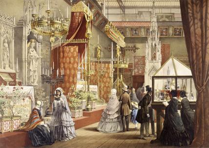 Medieval Court: 1852