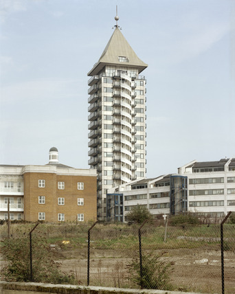 The Belvedere at Chelsea Harbour development: 1999