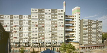 Palmerston House, Doddington and Rollo Estate: 20th century