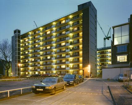Dombey Street  flats: 1999