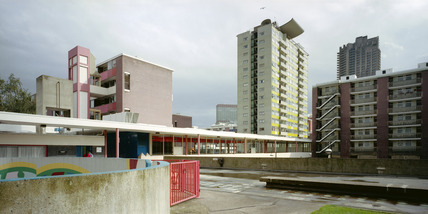 Great Arthur House, Golden Lane Estate: 1997