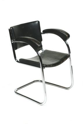 BBC studio armchair: 1933