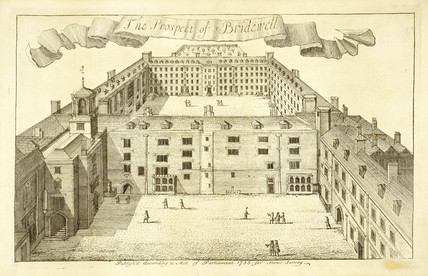 The Prospect of Bridewell: 1755
