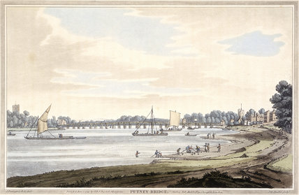 Putney Bridge: 1793