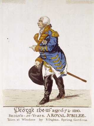 George III: 1810