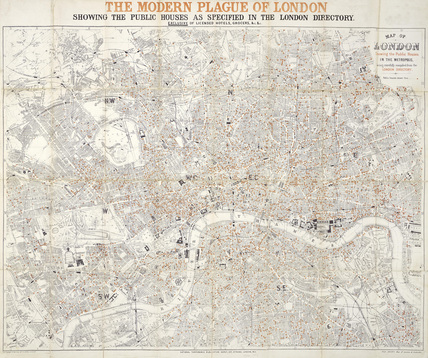 The Modern Plague of London: 19th century